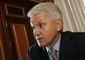 Литвин теряет надежду на снижение проходного барьера на выборах