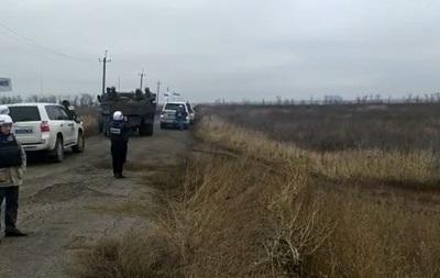 Розведення в Петрівському відбувається за планом - штаб