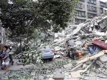 Число погибших в результате землетрясения в Китае достигло 20 тысяч