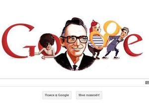 Google сменила логотип в честь режиссера Операции Ы