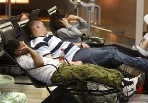 Авиасообщение частично прекращено в Германии, Австрии, Ирландии и Испании