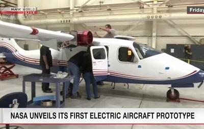 Создан первый полностью электрический самолет