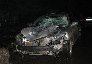 В Лисичанске водитель Honda насмерть сбил трех пешеходов