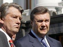 МК: Янукович обошел Ющенко
