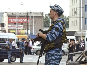 В Чечне убили двоих сотрудников милиции, остановивших автобус для проверки документов