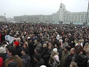 В Беларуси проходят массовые протесты предпринимателей