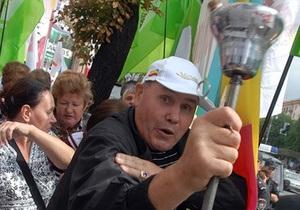 Фотогалерея: Юлины фанаты. Самые активные сторонники Тимошенко под зданием суда