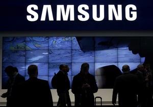Samsung представила три новых смартфона на собственной платформе