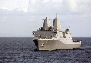 США решили перегруппировать вооруженные силы вокруг Ливии