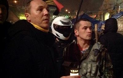 Парубий дал показания по делу Майдана