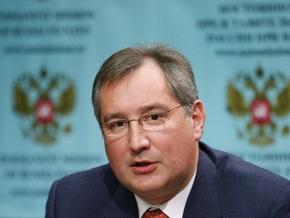 Рогозин встретился с Расмуссеном