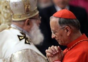 Выборы-2010: Греко-католическая церковь призвала молиться за судьбу страны