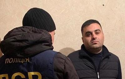 В Ровенской области задержали  вора в законе