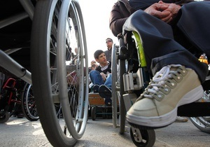 В Украине пройдет Международный марафон инвалидов-колясочников