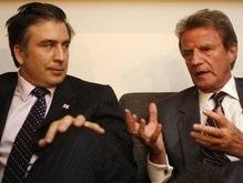 Саакашвили подписал документ о прекращении огня