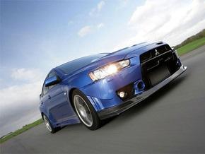 Mitsubishi создала самый мощный Lancer Evolution
