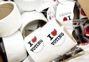 В США магазины и рестораны в день выборов предложат избирателям скидки