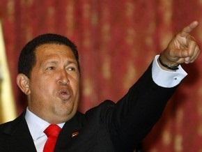 Уго Чавес в Москве назвал США  самым главным террористом в мире