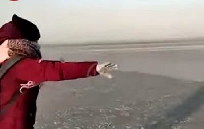 На Азовском море произошла аномалия из-за шторма