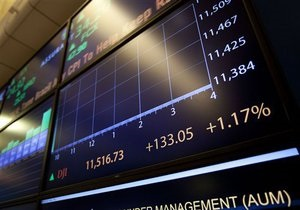 Объемы торгов на фондовых рынках установили новый рекорд
