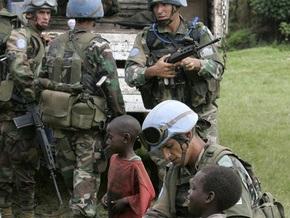 Совбез ООН направит в Конго дополнительных миротворцев