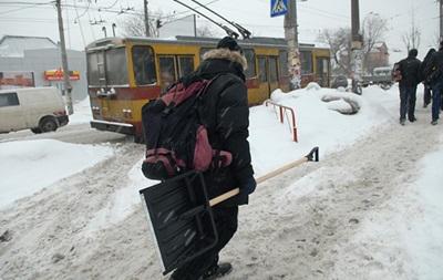 У Києві з явиться перший тротуар з підігрівом