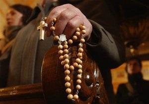 В Киеве открыли выставку о преследованиях католических священников в СССР