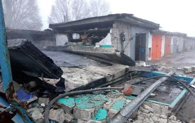 Вибух у гаражі в Харкові: загинули три людини