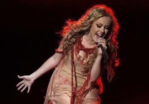 Alyosha выступила в финале Евровидения