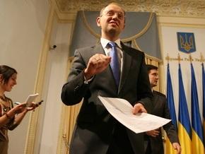 Яценюк выступил за смену политической элиты и рассказал, как это сделать
