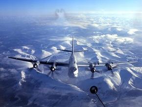 Истребители США в течении часа сопровождали бомбардировщики РФ у берегов Аляски