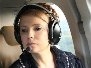 Тимошенко: Украина является одной из ведущих авиационных держав мира