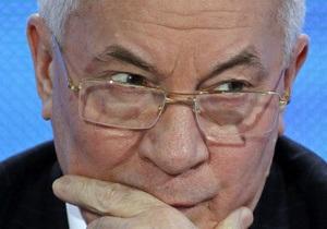 Азаров: Объединение Свободы и других оппозиционных сил - это не смешно, а опасно