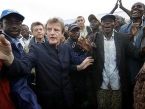 Европейские министры отправились устанавливать мир в Африке