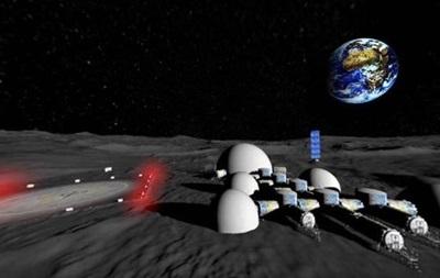 КБ Південне показало панораму  місячної бази
