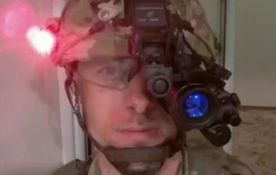 Сепаратисты передали тело убитого снайпера СБУ