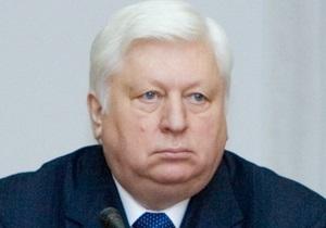 БЮТ: Возбуждение дела против Луценко похоже на благодарность Пшонки своему куму Януковичу