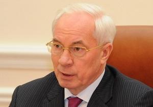 Кабмин опроверг информацию о том, что регионалы обвинили Азарова в саботаже реформ