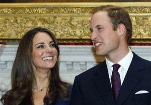 Свадьба принца Уильяма и Кейт Миддлтон упоминается в интернете каждые десять секунд