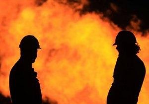 В Киеве при пожаре погиб пятилетний ребенок