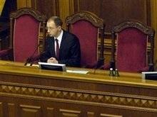 Яценюк продолжает надеяться, что Рада изберет вице-спикеров