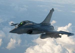 ВВС Франции за день не нанесли ни одного удара по территории Ливии