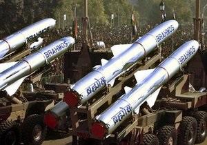 Индия успешно испытала две ракеты, способные нести ядерные боеголовки