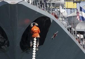 Россия может модернизировать свой флот на украинских судоверфях