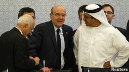 Би-би-си: Друзья Сирии решают, как усилить нажим на Асада