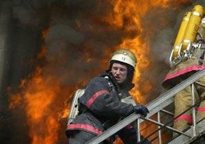 Киевские МЧСники спасли 28 человек во время пожара
