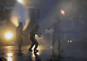 Протесты в Турции принимают общенациональный характер
