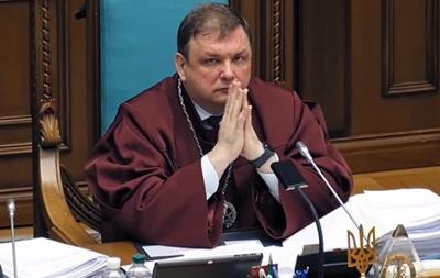 КСУ відмовився поновлювати свого екс-голову на посаді судді - ЗМІ