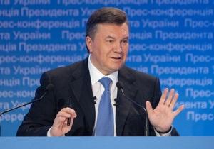 Янукович назвал неприемлемой практику массовых вызовов ученых на допросы в СБУ