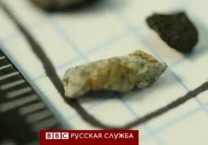 Метеорит в Челябинске: Ученые рассказали, что внутри у челябинского метеорита
